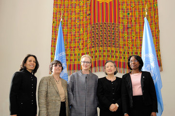 "Taina Bien-Aimé OHCHR & Equality Now Present ""Women Can't Wait"" At The United Nations"