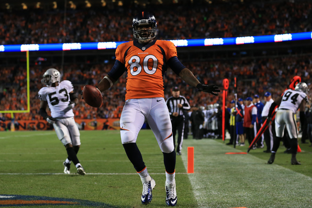Julius thomas 2013