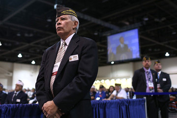 Joe Davis Obama Delivers Remarks At 113th VFW Convention In Reno