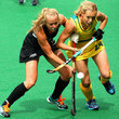Stacey Michelsen and Fiona Boyce