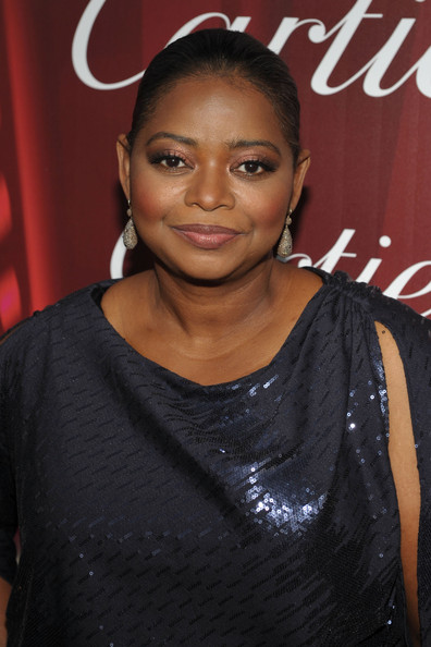 Octavia Spencer Actress Octavia Spencer arrives at The 23rd Annual    Octavia Spencer