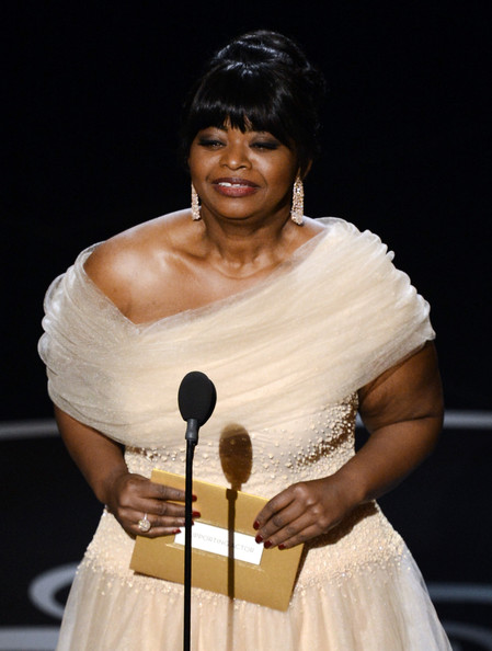 Octavia Spencer - 85th Annual Academy Awards - Show
