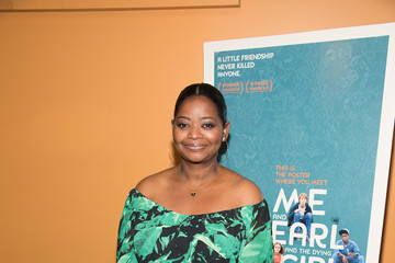 Octavia Spencer 'Me and Earl and The Dying Girl' New York Premiere