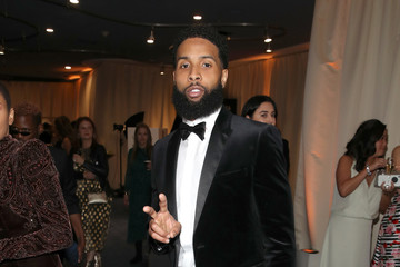 Odell Beckham Jr The 2020 InStyle And Warner Bros. 77th Annual Golden Globe Awards Post-Party - Inside
