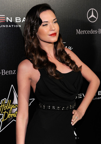 Odette Annable red carpet