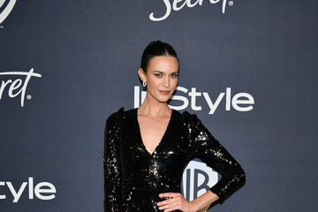 Odette Annable 21st Annual Warner Bros. And InStyle Golden Globe After Party - Arrivals