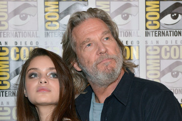 Odeya Rush 'The Giver' Panel at Comic-Con