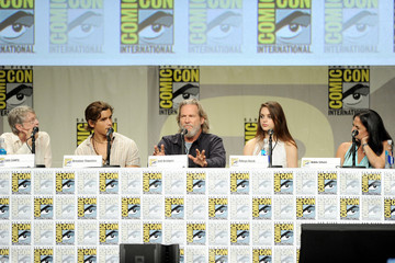 Odeya Rush 'The Giver' Presentation at Comic-Con