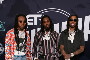 Offset BET Hip Hop Awards 2017 - Arrivals