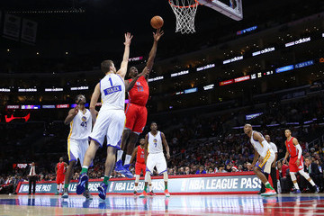 Ognjen Kuzmic Golden State Warriors v Los Angeles Clippers