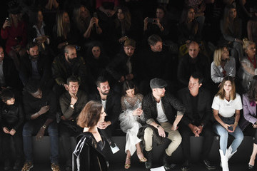 Ogulcan Engin Celebrity Sightings - Mercedes-Benz Fashion Week Istanbul - March 2018 - Day 2