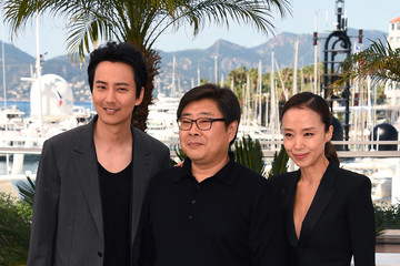 Oh Seung-Uk 'Mu-Roe-Han - The Shameless' Photocall - The 68th Annual Cannes Film Festival
