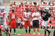 Cardale Jones and J.T. Barrett Photos Photo