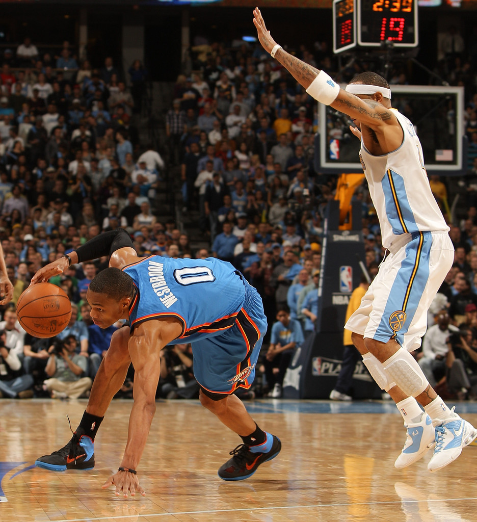 Nuggets Next Game: Russell Westbrook Photos Photos