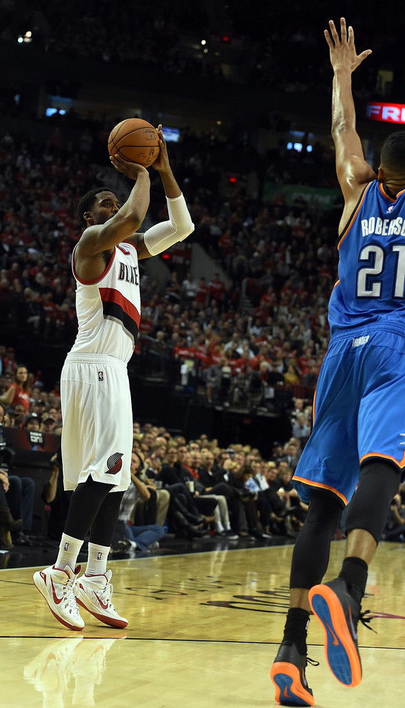 thunder vs trail blazers - photo #21