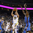 Stephen Curry Jerami Grant Photos