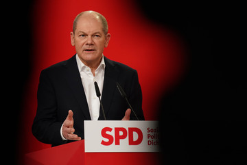Olaf Scholz European Best Pictures Of The Day - February 09