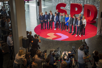 Olaf Scholz European Best Pictures Of The Day - September 04, 2019