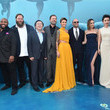 Olafur Darri Olafsson Warner Bros. Pictures And Gravity Pictures' Premiere Of 'The Meg' - Red Carpet