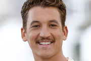 """Miles Teller attends the """"Too Old To Die Young"""" photocall during the 72nd annual Cannes Film Festival on May 18, 2019 in Cannes, France."""