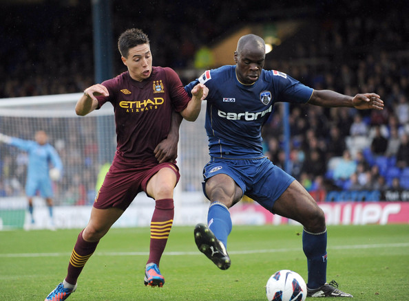 Vs Liverpool 2 0 Oldham: Oldham Athletic 2 - 1 Manchester City