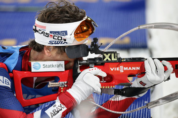 Ole Einar Bjoerndalen BMW IBU World Cup Biathlon 2017 - Day 4