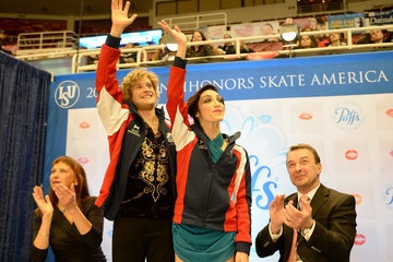 Oleg Epstein Skate America - Day Two