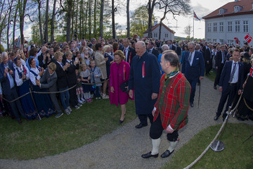 Olemic Thommessen of Norway Celebration of the Norwegian Constitutional Bicentenary