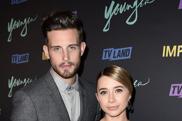 Olesya Rulin 'Younger' Season 3 & 'Impastor' Season 2 New York Premieres
