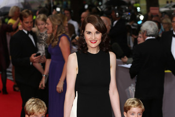 Oliver Barker BAFTA Celebrates 'Downton Abbey' - Red Carpet Arrivals
