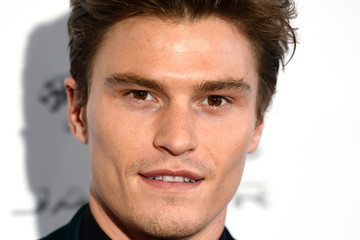 Oliver Cheshire The Virgin Holidays Attitude Awards - Red Carpet Arrivals