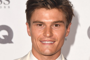 Oliver Cheshire GQ Men Of The Year Awards 2018 - Red Carpet Arrivals