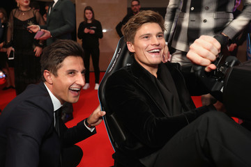 Oliver Cheshire The BRITs Official Aftershow Party in Partnership With Tempus Magazine