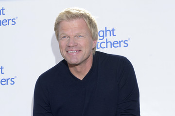 Oliver Kahn Oliver Kahn Promotes Weight Watchers in Germany