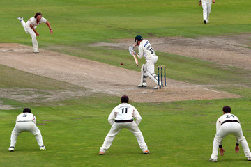 Oliver Newby Lancashire v Leicestershire