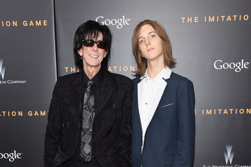 Oliver Orion Ocasek 'The Imitation Game' Premieres in NYC