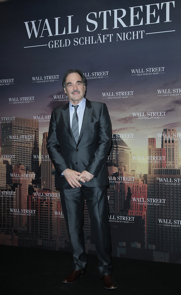 Oliver Stone Presents 'Wall Street: Money Never Sleeps ...