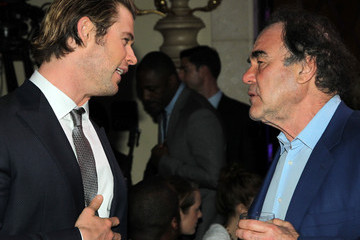Oliver Stone 3rd Annual Sean Penn & Friends HELP HAITI HOME Gala Benefiting J/P HRO Presented By Giorgio Armani - Inside
