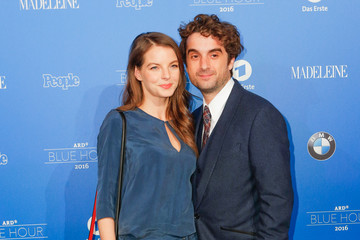 Oliver Wnuk ARD Hosts Blue Hour Reception
