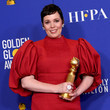 Olivia Colman 77th Annual Golden Globe Awards - Social Ready Content