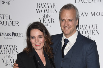 Olivia Colman Harper's Bazaar Women Of The Year Awards - Red Carpet Arrivals