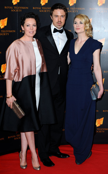 Arrivals at the RTS Programme Awards