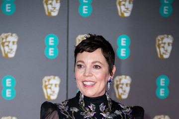 Olivia Colman EE British Academy Film Awards 2020 - Red Carpet Arrivals