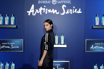 Olivia Culpo 8th Annual Bombay Sapphire Artisan Series Finale Hosted By Issa Rae