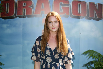 "Olivia Hallinan ""How To Train Your Dragon 2"" In 3D - UK Gala Screening - Red Carpet Arrivals"