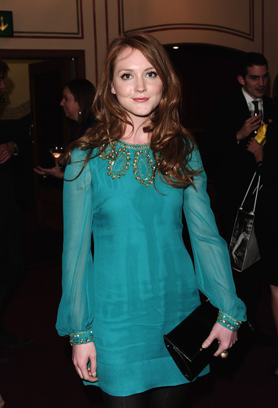 Olivia Hallinan - English National Ballet - Cocktail Reception
