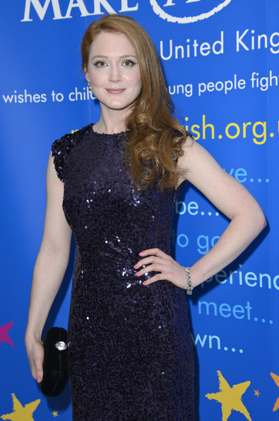 Olivia Hallinan - Make-A-Wish Foundation UK Winter Ball 2012