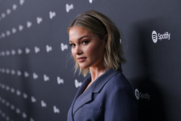"Olivia Holt Spotify Hosts ""Best New Artist"" Party At The Lot Studios - Red Carpet"