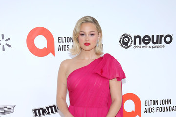 Olivia Holt 28th Annual Elton John AIDS Foundation Academy Awards Viewing Party Sponsored By IMDb, Neuro Drinks And Walmart - Arrivals
