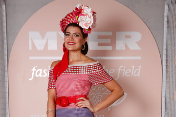 Olivia Moor Around Emirates Melbourne Cup Day